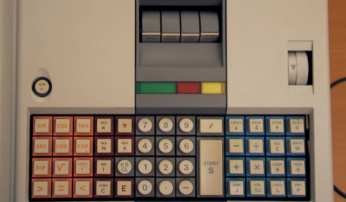 Olivetti P652: An intresting PC from 1973