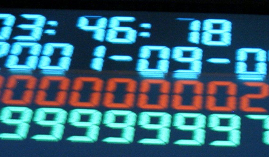 Perché il tempo UNIX  inizia l'1/1/1970?